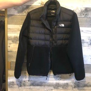 Men's Northface fleece zip up